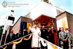 2001.06.25. Візит Папи Івана Павла ІІ на Львівську площу