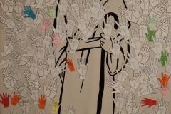 2011.01.20. Хресна дорога (провадять діти)