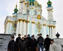 Брати-новики з Крехівського монастиря відвідали Київ