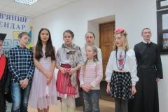 2014.01. Різдвяна вистава від дітей під режисурою Тараса Жирка