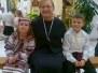 2012.09.02. Відвідини с. Терезою монастиря Св. Василія Великого у Києві