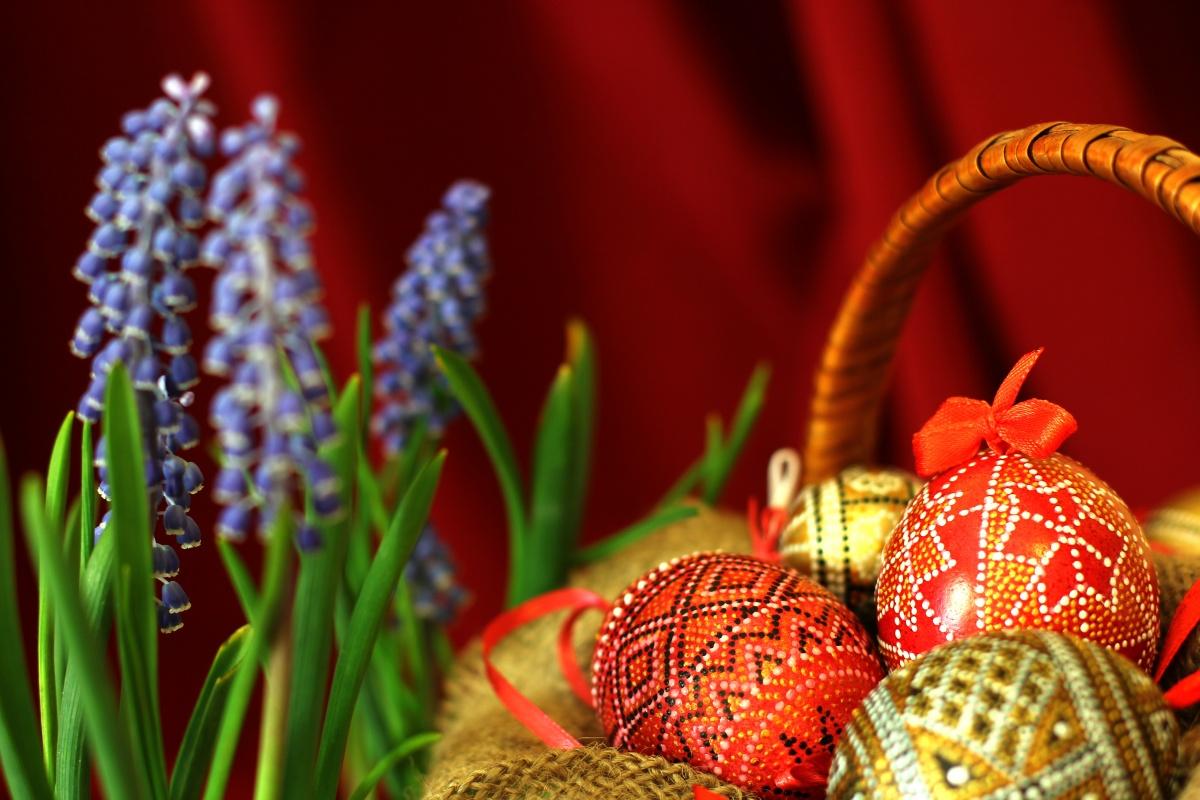 Великдень у храмі св. Василія Великого