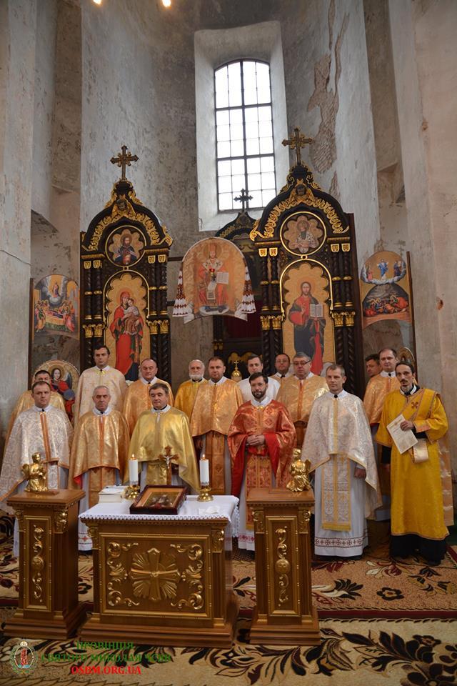 Василіяни у Вільнюсі