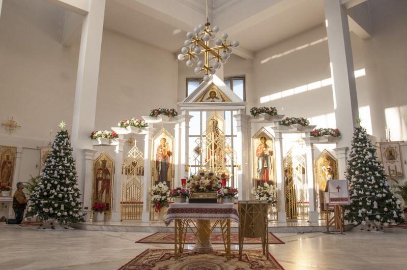 Веб-камера у храмі св. Василія Великого
