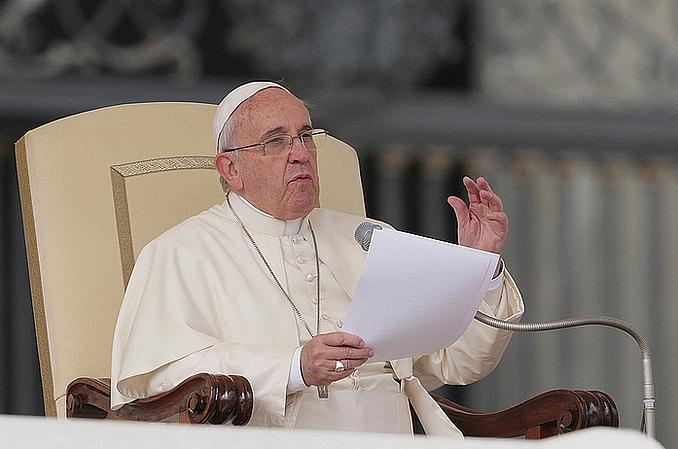 Послання Папи Франциска на Великий Піст (2015)