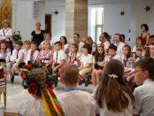 На парафії св. Василія Великого розпочався запис до Недільної школи