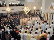 Архиєрейську Літургію з нагоди Храмового свята очолива Глава УГКЦ Блаженніший Святослав (Шевчук)